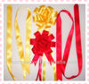 Christmas ribbon pull gift bow decoration