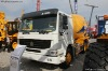 SinoTruck Concrete Mixer Truck