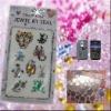 crystal stickers/acrylic sticker