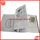 2012 newest user manual printing for products