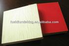 4x8 melamine laminated mdf board/pvc laminated mdf board