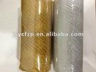 12cm*10Y,12cm*5Y glitter organza rolls for wedding/parties decoration