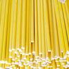 colorful Fiberglass Stick, diameter 3mm to 35mm,
