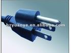 UL power cord NEMA:5-15P