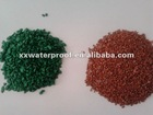 color slate flakes for waterproof membrane