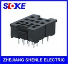 14 pin multiple power relay socket SY14-0 10A 300volts