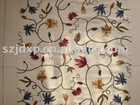 embroidery curtain tablecloth