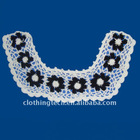 Cotton crochet collar lace trim