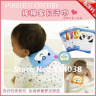 FREE UPS SHIP big size 200bag=/ 400 pics towel back towe Christmas Baby & Kids wash towels cotton Baby Bathing Grooming baby bat