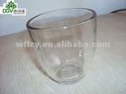 hotsale drink transparent glass cup