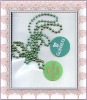 Promotional Custom Beaded Necklace