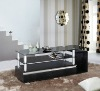 2012 new model tempered glass tv table