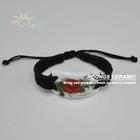 Jing-te-chen Hand Painted Bracelets