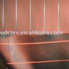 Nylon/Poly two tone cationic fabric