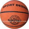 #2 mini rubber basketball