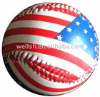 standard leather baseball ball,