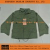 Army Green Alpha M65 Jacket