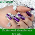R S NAIL Nail Polish UV Gel