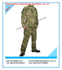 65% cotton 35% polyester FG camouflage uniform
