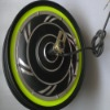10inch tyre hub motor with drum brake
