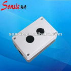 water proof push button switch control box