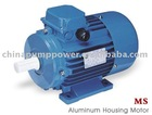 MS series three phase AC electric motor