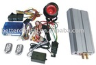 GSM/GPS car Alarm with tracking and monitoring function