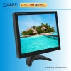 Special design 10.4 inch hdmi Closed-caption and V-chip cctv lcd monitor