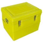 15L insulated cooler, Top class, for air drops of medicine and provisions