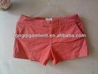 Custom Cotton Women Short Pants