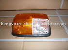 traffic accident light warning lamp
