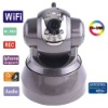 WIFI pan/tilt IR-CUT IP Camera