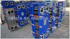 JQ8M plate type heat exchanger,gasket type heat exchanger, oil heat exchanger