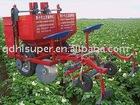 Potato growing machine