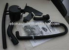 Racing Car Oil Catch tank/Forge Oil catch Can system for 2.0 litre TFSI Engine vehicles with a carbon filter installed