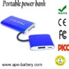 New 1900mAh portable external iPhone power bank with Apple MFi