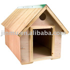 Plywood A-Frame Dog House