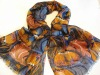 Fashion Linen Scarf and Shawl in long (1109110)