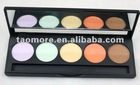 2012 Year New Professional 5 Color Camouflage Concealer Palette