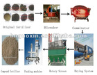 fully automatic oganic fertilizer production line with big discount