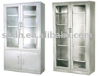 Stainless Steel Stand Window Cabinet (ISO9001:2000 APPROVED)