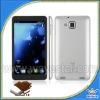 Dual sim MTK6577 3g GPS android 6 inch Screen dual core smartphone