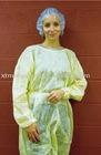 disposable non-woven gowns