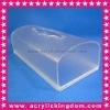 Frost acrylic tissue box