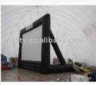 inflatable cinema equipment
