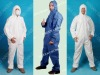 CE Exam Type 5/6 Protective SMS CrossGard 3000A Coverall