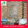Longfar raw material na textile grade cmc powder