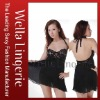 High Quality Mesh and Lace Flirt Baby Doll- Lowest Price Ever!
