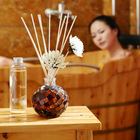 2012 new design car air freshener by flowers