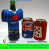 Fashion designed Neoprene Can Holder for been and cola can